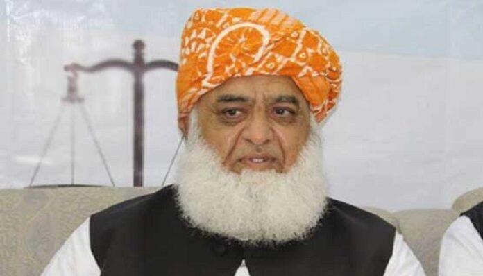 مولانا فضل الرحمن