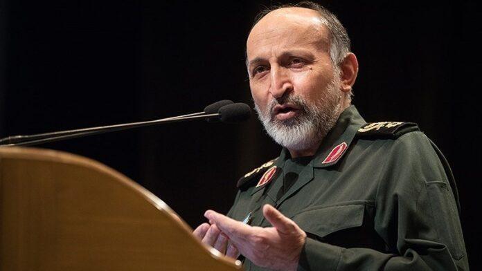 بریگیڈیئر جنرل سید محمد حسین زادہ حجازی