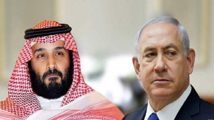 سعودی اسرائیل