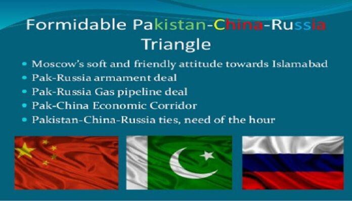 پاکستان چین روس