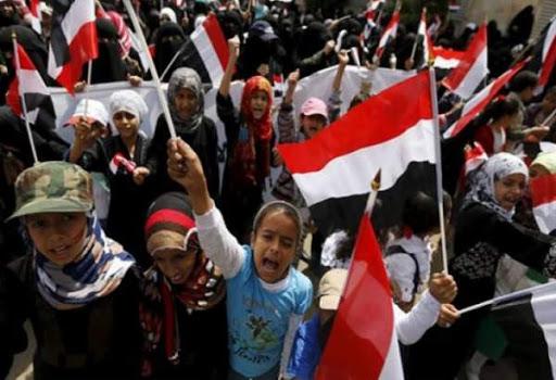 یمنی بچے