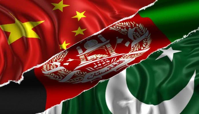 افغانستان چین پاکستان
