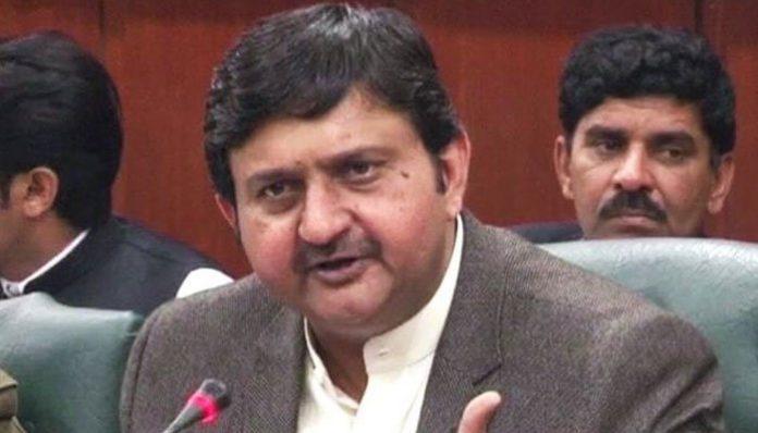 ملک احمد خان